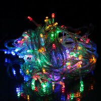 Multi-color String LED Fairy Lights for Christmas Tree Xmas Party Garden Wedding
