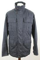 TIMBERLAND Navy Waterproof Jacket size M