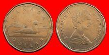 1 DOLLAR 1989 CANADA-25309