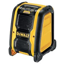 Dewalt DCR006 Cordless Li-Ion 10.8V ~ 18V Bluetooth Speaker / Body Only, 220V AC