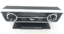 1965 Ford Mustang Fifty Years Desktop Sound Clock, Thermometer & Hygrometer
