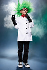 Chasing Fireflies Mad Scientist Costume for Kids Size 12