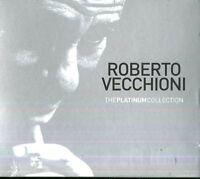 Vecchioni Roberto - The Platinum Collection Box 3 CD   Nuovo Sigillato