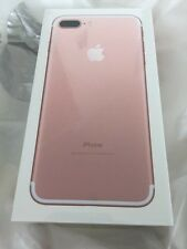 Apple iPhone 7 Plus 128GB Rose Gold - Factory Unlocked- Brand New Sealed