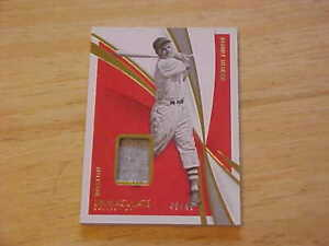 Bobby Doerr 2021 Panini Immaculate RELIC 49/49  Boston Red Sox