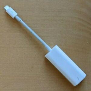 Original Apple Thunderbolt 3 (USB-C) to Thunderbolt 2 Adapter