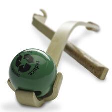 Planet Dog Bamboo Wood Chuck mit Ball Hundewurfspielzeug Ballschleuder Wurfarm