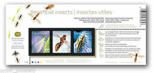 "Canada - ""BENEFICIAL INSECTS"" 2012 ~ Unique MS with hidden icons !"