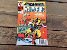 1988 Marvel Comics Presents #5 Wolverine