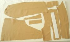 BEIGE NAPPA LEATHER REMNANTS -- #3111 -