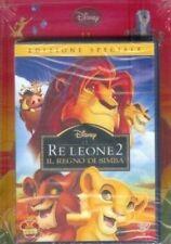 Il Re Leone 2 - Il Regno Di Simba (1998) DVD (Edizione Speciale) (+Libro)