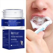 New Dental Care Teeth Whitening Cleaning Remove Stains Plaque Powder Toothpaste