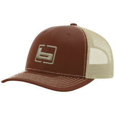 BANDED GEAR BROWN WITH KHAKI MESH BACK TRUCKERS HAT
