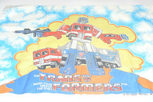 1984 transformers water bed sheets