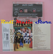 MC JAZZ CAFE' 1998 ELLA FITZGERALD BUDDY CLARK NAT KING COLE KYSER cd lp dvd vhs