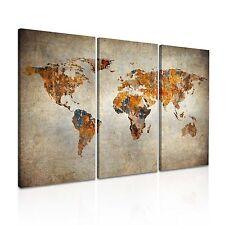 Weltkarte Deko-Bilder & -Drucke