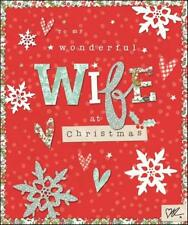 Wonderful Wife Kirsty Allsopp Christmas Greeting Card Special Xmas Cards
