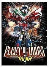 Voltron: Fleet of Doom (DVD, 2009)