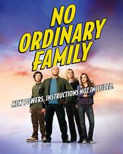No Ordinary Family [Cast] (50114) 8x10 Photo