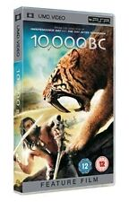 10,000 B.C.  (New & Sealed)(Sony PSP UMD Video) Free  Postage