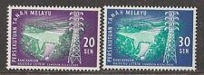 Cameron Highland Hydro -Electric Scheme 2V MNH 26.6.1963  # L 29