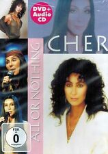 DVD MIT AUDIO-CD NEU/OVP - Cher -  All Or Nothing