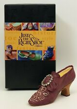 Just The Right Shoe by Raine Baroness Item # 25085 Nib