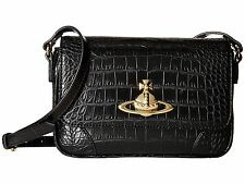 NWT Vivienne Westwood Jungle Crocodile Crossbody Bag