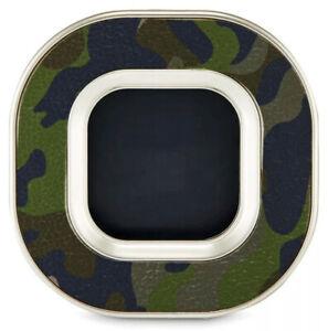 Bath & Body Works Blue Green Camo Camouflage Scentportable Car Visor Clip New