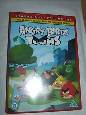 Angry Birds Toons - Vol.1  DVD