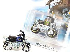 Lot of 2 Honda Monkey Z50 Motorcycle Hot Wheels HW Moto 2017