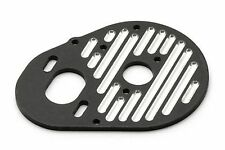 Team Associated 1778 B4/T4 Milled Black Motor Plate