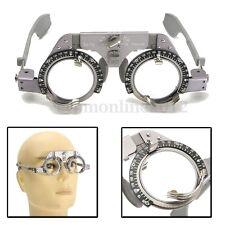 PD 54-70mm Eye Optometry Optician Adjustable Titanium Optical Trial Lens Frame