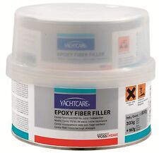 40€/kg // Yachtcare Epoxy Fiber Filler // 500gr // Epoxyspachtel Faserspachtel