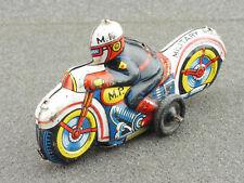 Toys Nomura Japan Military Police MP mbike Motorrad pennytoy 1604-25-23