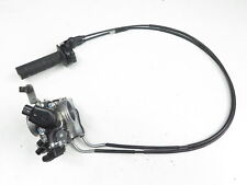 2012-2015 Yamaha WR450F OEM Throttle Body (Stock WR 450F Cables, Tube)