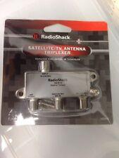 RadioShack satellite/Tv antenna triplexer 1602612