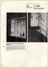 1964 Display Window In A Shop Lille Kongensgade In Copenhagen Erik Moller