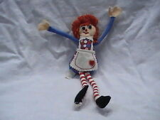 """NEW NOS Vintage Toss Toys by Nancy Colorado Ragedy Ann Long legs arms 15"""""""