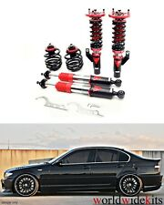 GODSPEED 99-05 BMW E46 323 325 328 330 MONO MAX COILOVER SUSPENSION KIT 40 WAYS