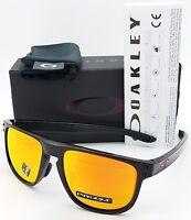 NEW Oakley Holbrook R sunglasses Matte Black Prizm Ruby 9379-0355 GENUINE Asian