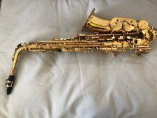 Beautiful looking, wonderful sounding Cannonball Excalibur Alto Saxophone
