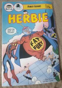 Herbie #1 (A+ Comics, 1991)
