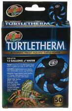 Zoo Med Turtletherm Automatic Preset Aquatic Turtle Heater, 300 Watt, 100 Gallon
