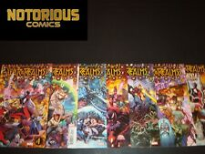 War of the Realms 1-6 Omega Complete Comic Lot Run Set Thor Marvel Collection