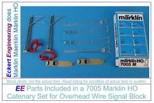 EE 7005 New Marklin HO Catenary Set for Overhead Wire Signal Block OBX Recent