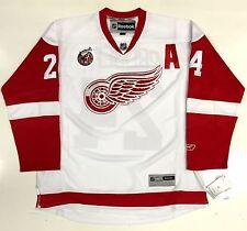 BOB PROBERT DETROIT RED WINGS REEBOK NHL PREMIER 1993 JERSEY WITH PATCH