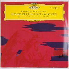 STOCKHAUSEN: Gesang Der Juinglinge. DGG 138 811 GER Tulip ORIG LP NM
