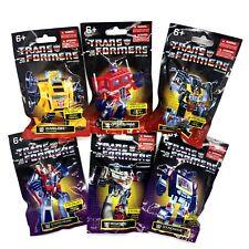 Hasbro Transformers Limited Edition Mini Figurine Complete Set 6 Prexio Limited