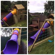 The Works Double 6ftsq HUGE Spec Outdoor Quality Wooden Climbing Frame